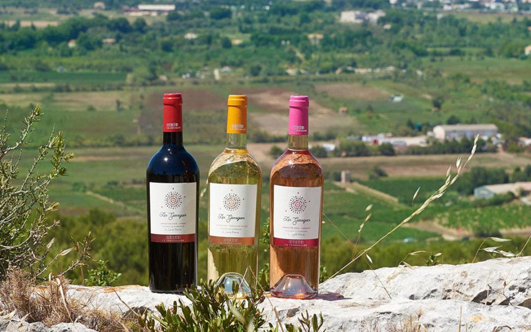 Le vin du mois – Les Garrigues Rosés